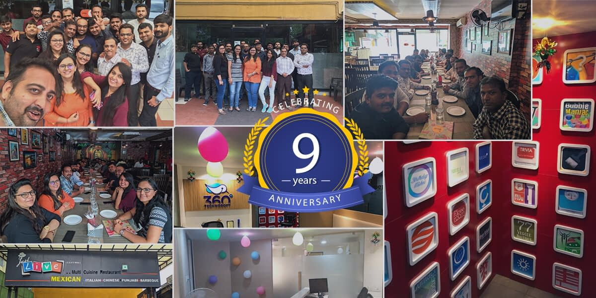 MCelebrating Nine Years Of Success: From Nine To The End Of The Time