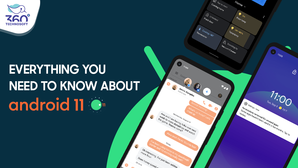 MEverything You Need to Know About Android 11