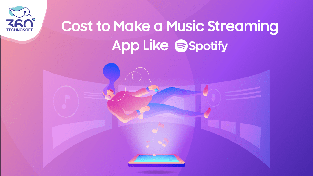 MCost to Make a Music Streaming App Like Spotify