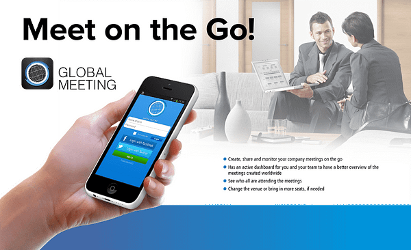 global meeting mobile app