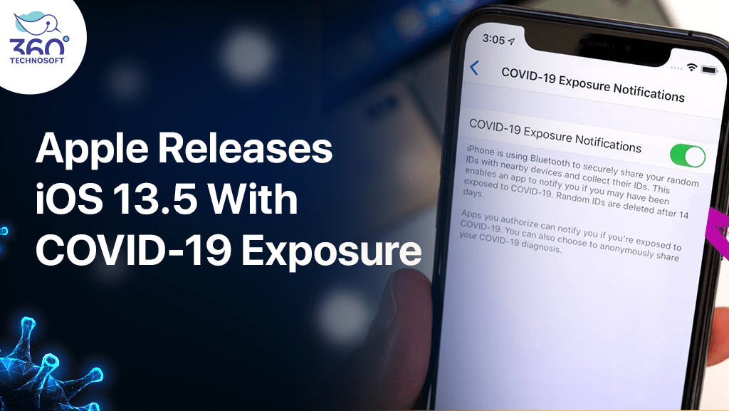 MApple Releases iOS 13.5 With COVID-19 Exposure – Here's How it Works