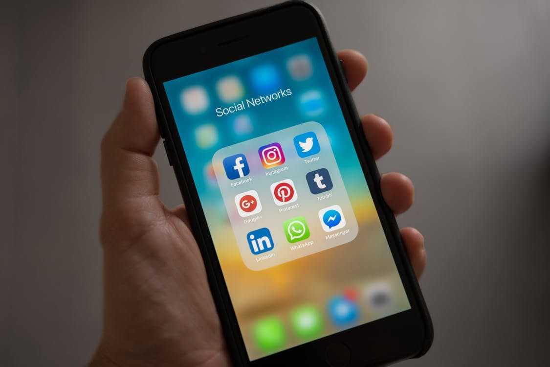 MGet Ready For 2018 With This Social Media Trends