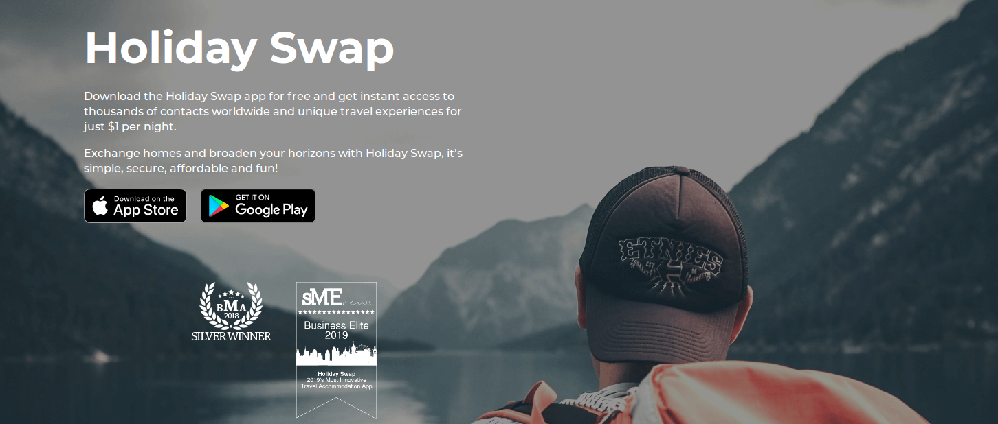 360 Technosoft's HolidaySwap Won 2019's Most Innovative Travel Accommodation App Award