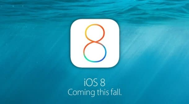 iOS 8 Coming this Fall with 8 Amazing Features & Cool Wearables