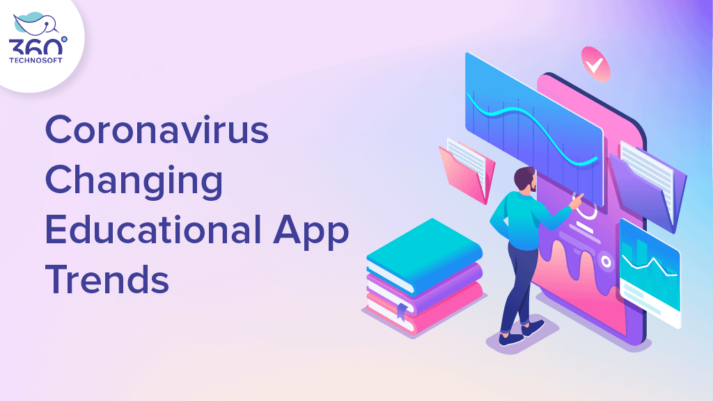 How Coronavirus is Changing Trends of Educational Apps?
