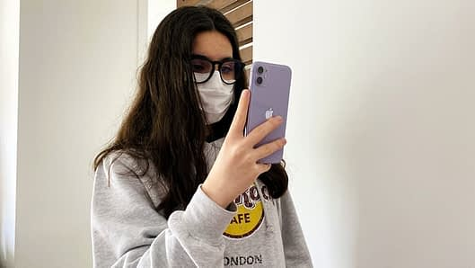 Unlocking Face ID with Mask