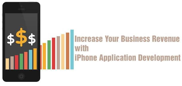 Business Revenue with iPhone Application Development