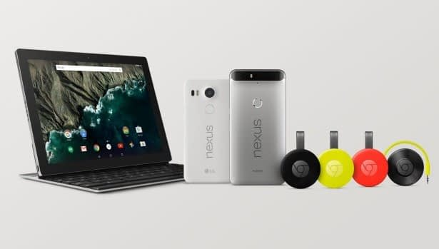 Google Nexus Event