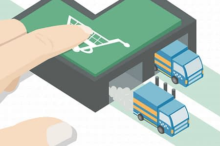 Logistic As Backbone For eCommerce Industry
